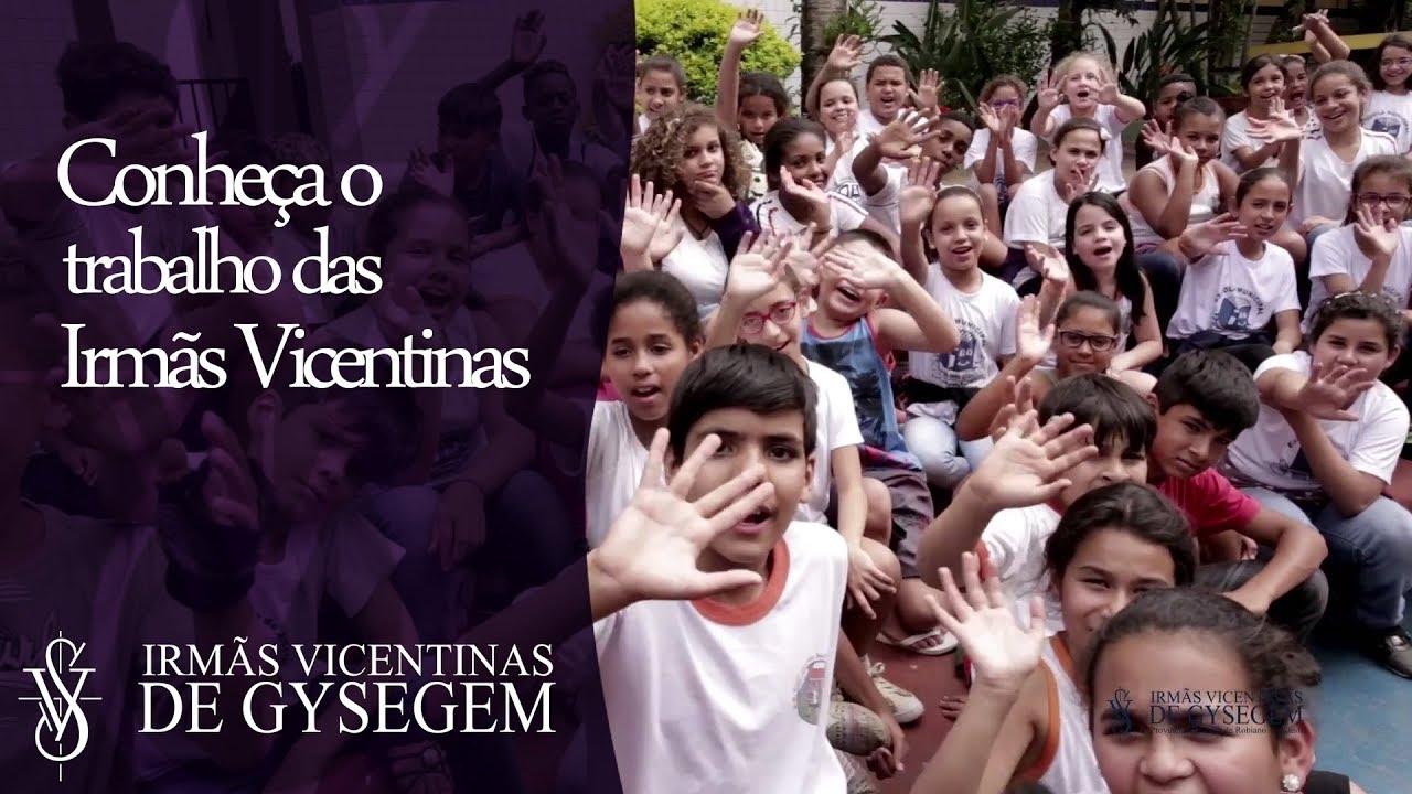 Conheça o trabalho das Irmãs Vicentinas
